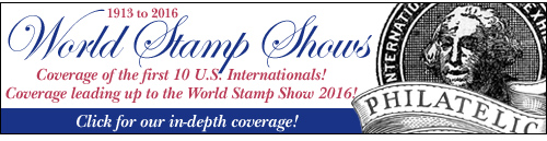 World Stamp Show - 2016 New York
