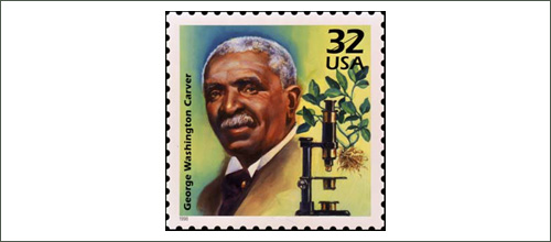 January 10, 1864 - George Washington Carver