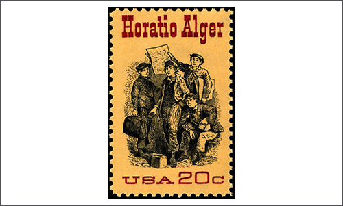 January 13, 1832 - Horatio Alger Jr.