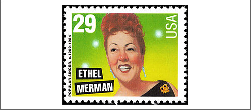 January 16, 1908 - Ethel Merman