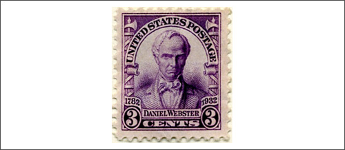 January 18, 1782 - Daniel Webster