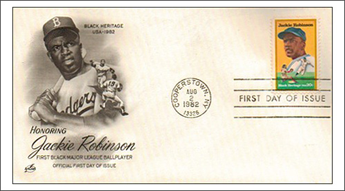 January 31, 1919 - Jackie Robinson