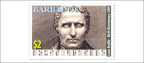 January 4, 1890 - Louis Braille